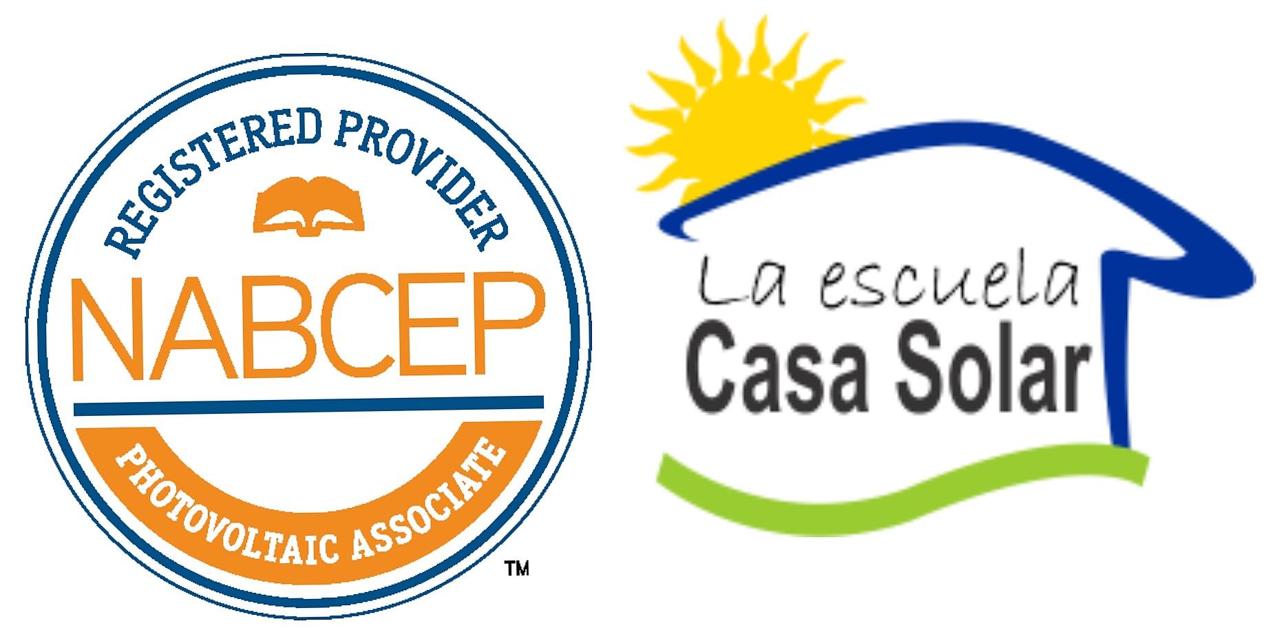 Logo Escuela Casa Solar - NABCEP